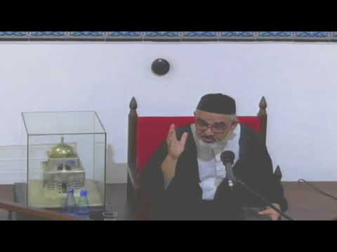 7th Night Mahe Ramadhan 1439 Hijari 22nd May 2018 Topic: Surah Luqman By Agha Syed Ali Murtaza Zaidi - Urdu