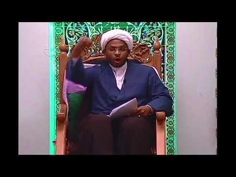 [6 Ramadan] Revisiting Core Principles of Islamic Lifestyle, By H.I. Usama Abdulghani IEC Huston 2018 English