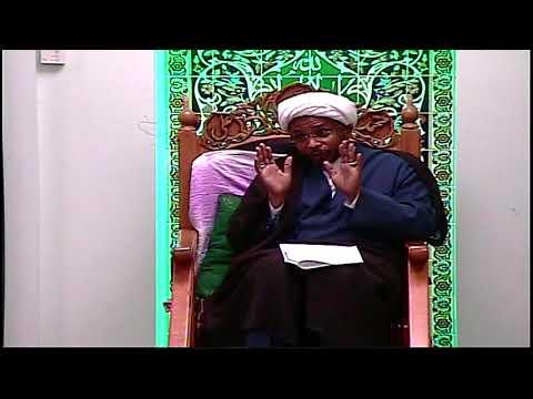 [10 Ramadan]  Revisiting Core Principles of Islamic Lifestyle, By H.I. Usama Abdulghani IEC Huston 2018 English