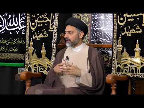 Shab e 7th Ramzan 1439 6th Majlis 22nd May 2018 Topic:Waiting for Imam (A) and US By Agha Syed Nusrat Abbas Bukh