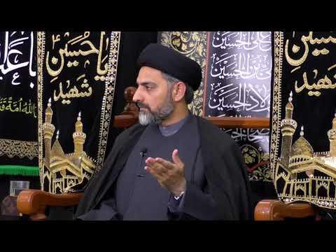 Shab e 9th Ramzan 1439 8th Majlis 24th May 2018 Topic: Waiting for Imam (A) & US By Agha Syed Nusrat Abbas B