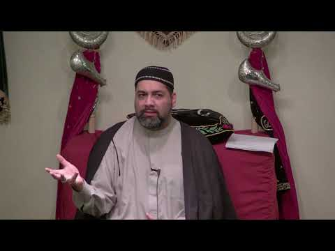 11th Ramadan 1439AH - Bridging Today\'s Generation Gap - Maulana Asad Jafri 2018 English