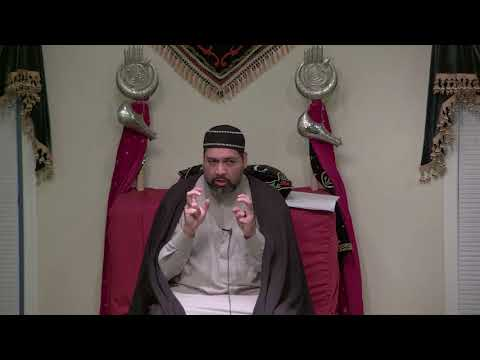 13th Ramadan 1439AH - Bridging Today\'s Generation Gap - Maulana Asad Jafri 2018English