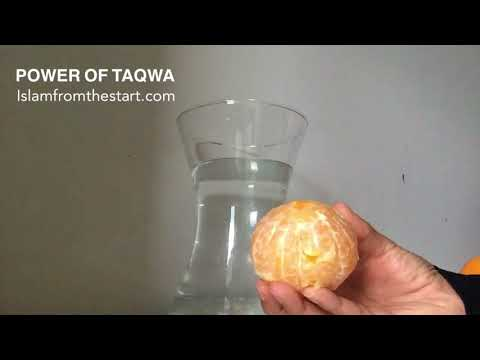 Power of Taqwa - English