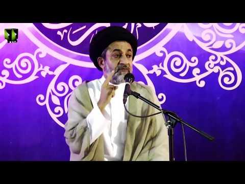 [Aamal-e-Shab-e-Qadar] Speech: H.I Muhammad Haider Naqvi | Mah-e-Ramzaan 1439/2018 - Urdu
