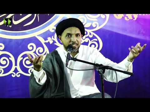 [Aamal-e-Shab-e-Qadar] Speech: Moulana Raza Jafri | Mah-e-Ramzaan 1439/2018 - Urdu