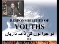 ايصا لِِ ثواب Responsibilities of Youth by HI Agha Ali Murtaza Zaidi - Urdu