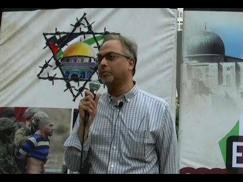AlQuds Day Toronto Speech by Dr  Ali Tahir -English