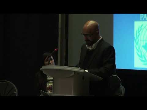 Part 1 - Riyaz Khawaja(Peace Activist) at United Nations World Interfaith Harmony Week Calgary 2018