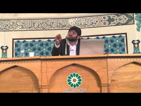 Philosophy of Islamic Education By Agha Syed Arif Ali Rizvi at Islamic Centre of England Maida Vale - English