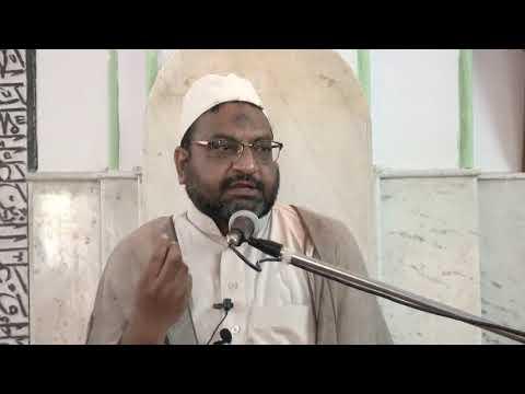 [Etekaaf Mahe Ramadhan 1439] [01] Ishq-e-Elahi | Moulana Syed Taqi Raza Abedi - Urdu