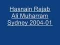 Hasnain Rajabali Majlis Muharram 2004-01 - English