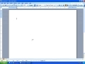 MS word 2003 tutorial - Adjust Margins and hyphenation - English