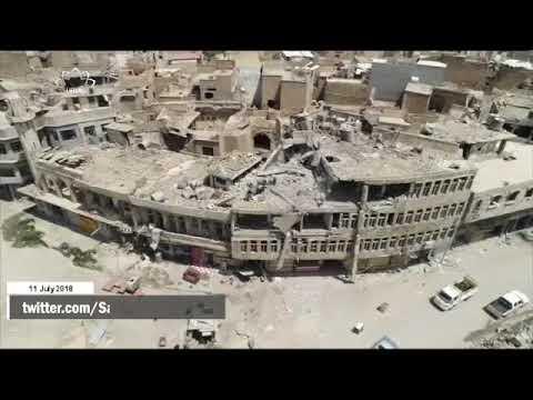 [11Jul2018] عراق: موصل میں تعمیر نو کا عمل- Urdu