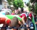 [16 July 2018] Palestinians bury Gaza teens killed in Israeli strike - English