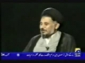 Maulana Hasan Zafar Naqvi about Taqleed on GeoTV - Urdu