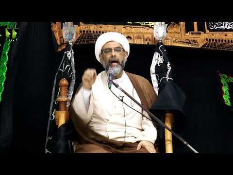 [29th Majlis-e- Barsi Imam Khomeini] Speech: H.I Asghar Shaheedi - 13 July 2018 - Urdu