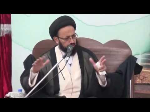 [Majlis] Topic: Mout - موت   Khitaab: H.I Sadiq Raza Taqvi - Urdu