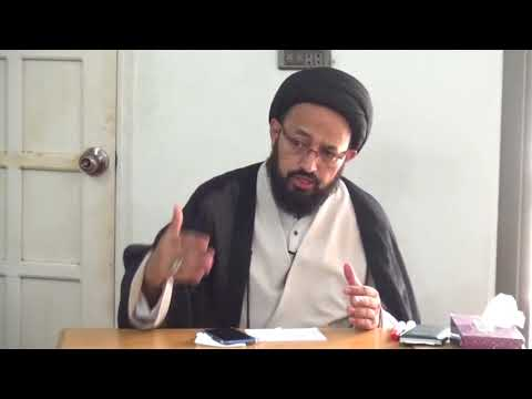 [Lecture] Topic: Methods of Tableegh for youths | H.I Syed Sadiq Raza Taqvi - Urdu