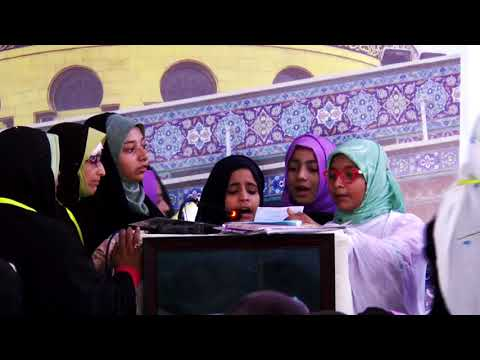 [Nasheed] Hum Qurani Bachay Hain | Umeed e Inqilab e Noor | Certificate Distribution Ceremony | 21 July 2018 - Urdu