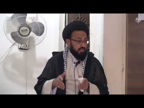 [Majlis] Topic: Dunya ke life ko kamyaab karnay kay 5 Tareqay | H.I Syed Sadiq Raza Taqvi - Urdu