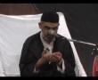 Majlis 3 - Shahadat Bibi Zehra sa - Syed Ali Murtaza Zaidi - Urdu