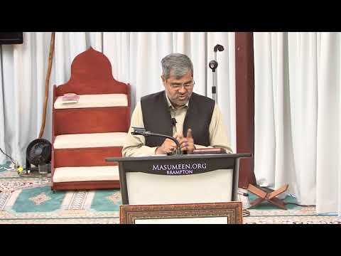 [Speech] Ali Raza Rizvi | 30th Anniversary Shaheed Quaid Allama Arif Hussain Al-Hussaini - Urdu