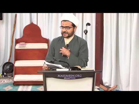 [Speech] Sheikh Hasanain   30th Anniversary Shaheed Quaid Allama Arif Hussain Al-Hussaini - Urdu