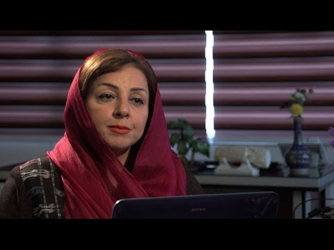 [Documentary] Women of Iran: Nahid Jafarzadeh - English