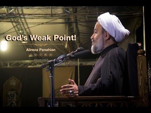 God's Weak Point   Alireza Panahian 2018 Farsi Sub English