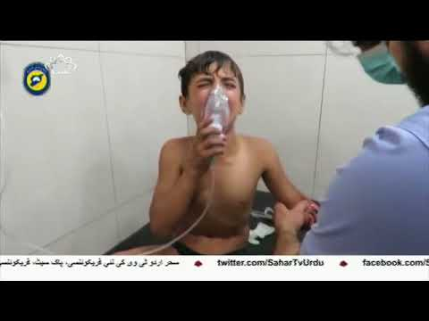 [29Aug2018] شام پر حملہ عالمی امن و سلامتی پر حملہ ہو گا- Urdu