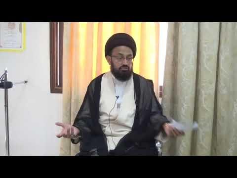 [Lecture] Topic: Falsafa e Ziyarat - فلسفہ زیارت | H.I Sadiq Raza Taqvi - Urdu