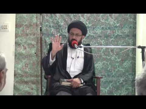 [Majlis] Topic: امام باقر ؑ کی سیرت اور اقوال  | H.I Sadiq Raza Taqvi - Urdu