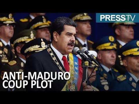 [9 September 2018] \'US, Venezuelan rebels discussed anti-Maduro coup\' - English