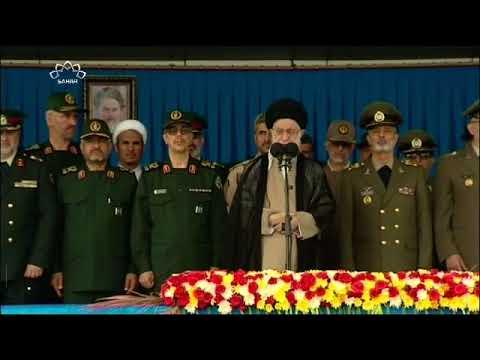 [09Sep2018] پاسنگ آوٹ پڑید سے رہبر انقلاب اسلامی کا خطابے- Urdu
