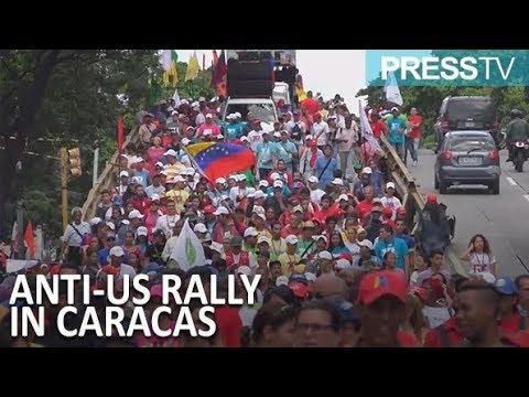 [12 September 2018] Venezuela: Thousands march against US imperialism - English