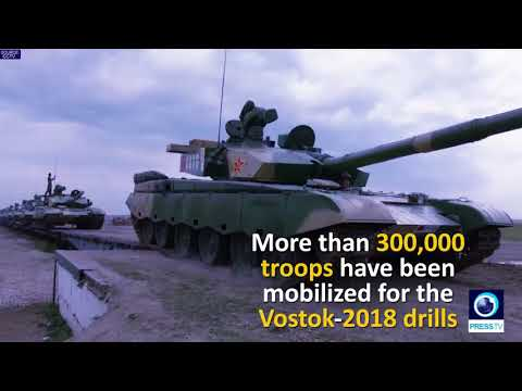 [12 September 2018] Why has Russia started its biggest military drills since the fall of the Soviet Union - English