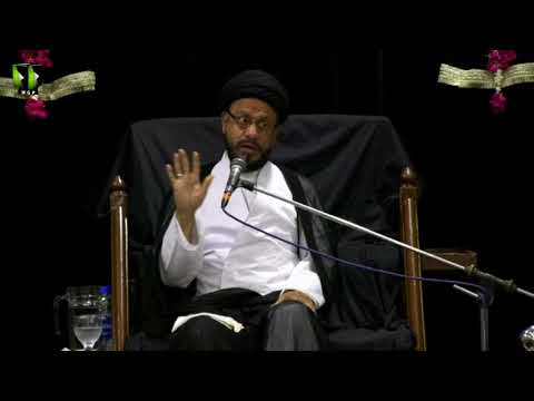 [01] Topic: اسلامی تعلیمات بمقابلہ سیکولرزم | H.I Syed Zaki Baqri | Muharram 1440 - Urdu