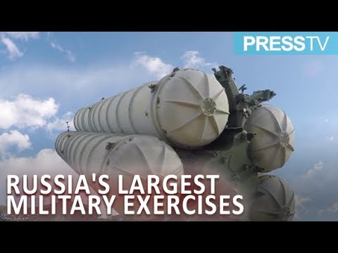 [12 September 2018] Second day of Russia\'s largest military exercises since Soviet fall - English