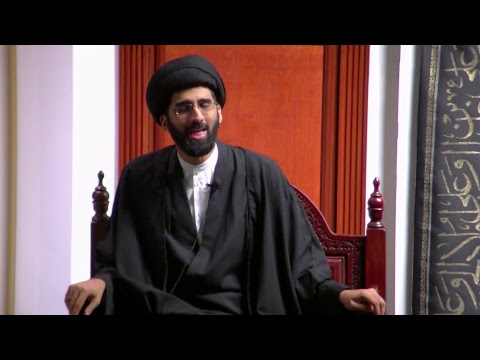 [3] Topic: Connect with the Mission/Revolution of Imam Hussain(A)   H.I. Sulayman Abidi   English
