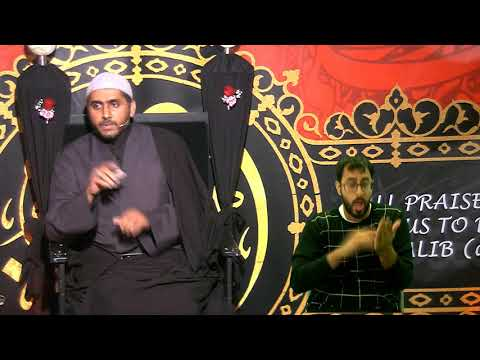 [Eve 5th Muharram 1440] Topic: Faith and Community in a Changing World   Sheikh Murtaza Bachoo - Stanmore UK 14/09/2018