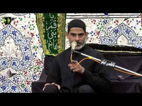 [04] Topic: قیامِ حسینی و سیرت نبوی | Moulana Mubashir Zaidi - Muharram 1440 - Urdu