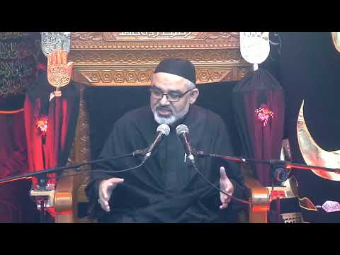 5th Muharram 1440 Topic:Karbala say Zahoor tak Nusrat e Imam a.s ky Marahil H I Syed Ali Murtaza Zaidi - Urdu