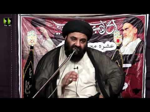 [05] Topic: Baseerat-e-Ashurae بصیرت عاشورائی | H.I Kazim Abbas Naqvi | Muharram 1440 - Urdu