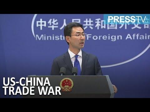 [17 September 2018]  China says will respond to new US tariffs  - English