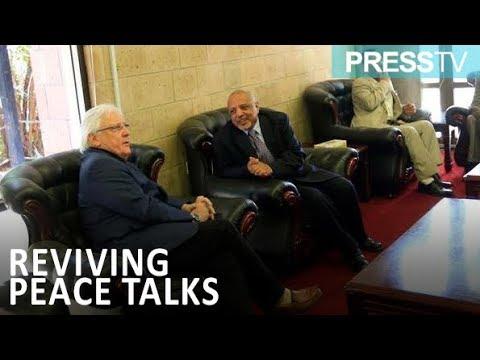 [17 September 2018] UN Yemen envoy visits Sana\\\'a in a bid to revive peace talks  - English