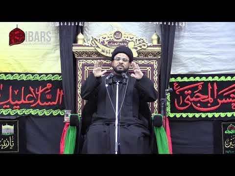 [Majlis 04] 3rd Muharram 1440 Majlis- Maulana Zaigham Rizvi.