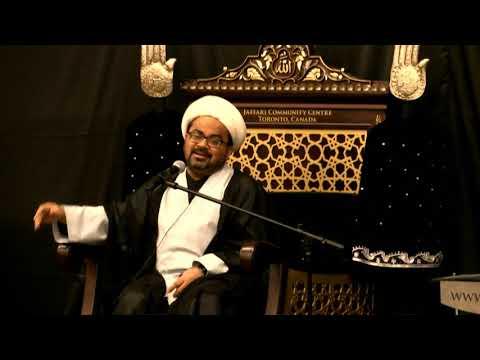 [08.Majlis] Topic: Khususiyat e Islam - Maulana Muhammad Raza Dawoodani |Muharram 1440 2018 Toronto Canada Urdu