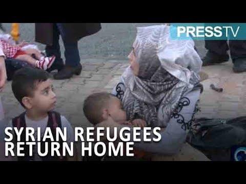 [18 September 2018] Hundreds of Syrian refugees in Lebanon return home - English