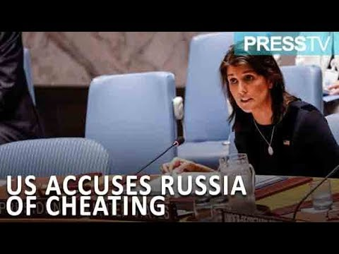 [18 September 2018] U.S. accuses Russia of cheating on N Korea sanctions - English